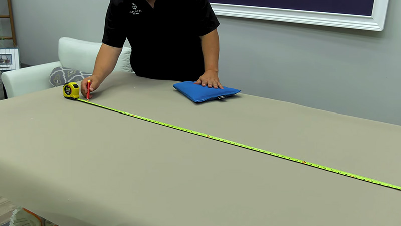 Measuring Single Tier Canopy 2