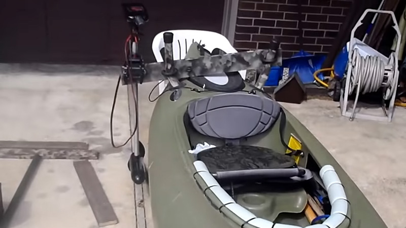 Is It Safe To Install A Trolling Motor To A Kayak