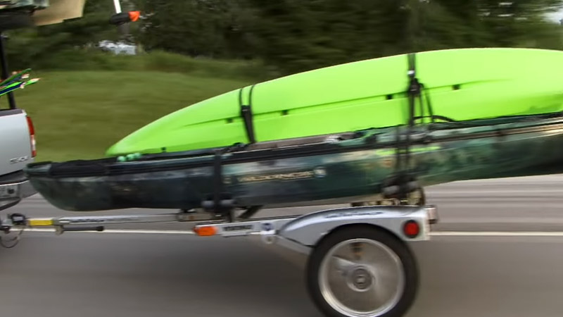 How to Carry a Kayak