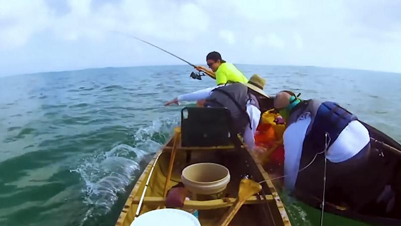 Is Kayak Fishing In The Ocean Dangerous FI
