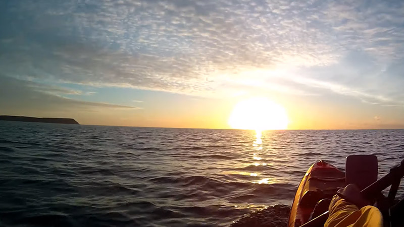What Weather Conditions Are Ideal For Kayak Fishing FI