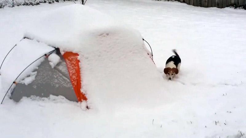 Winterizing A 3-Season Tent
