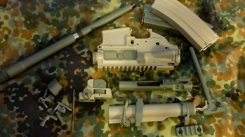 What Is KG Gun Kote