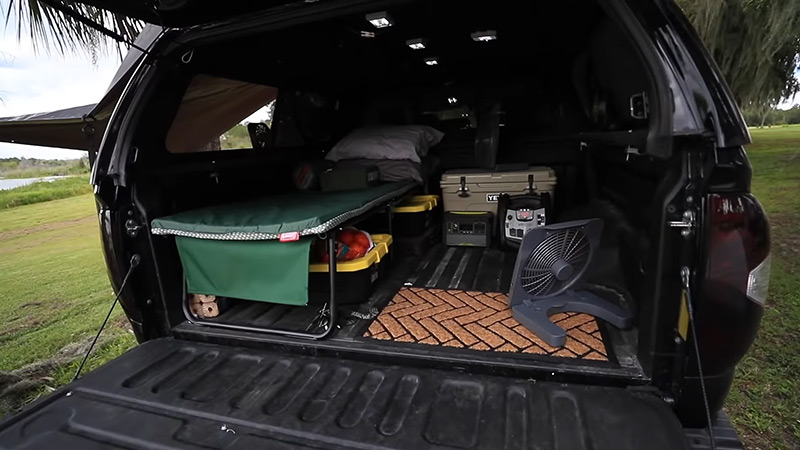 Start With a Good Truck Tent