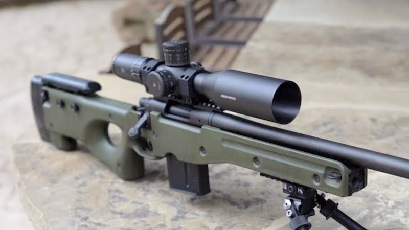 Best Scope For Ruger Precision Rifle
