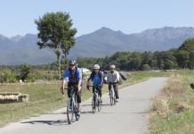 Yatsugatake Cycling in Japan