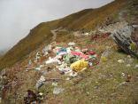 Mass Trekking Himalaya Trash