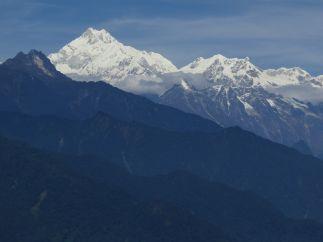 Khangchendzonga National Park World Heritage site in India. Photo by: IUCN/Tilman Jaeger
