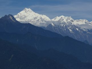 Khangchendzonga National Park World Heritage site in India. Photo by: IUCN/Tilman Jaeger