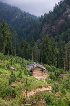A lone shepherd's hut near Karba (8500ft). Photo Courtesy Swati Chauhan/ The Outdoor Journal