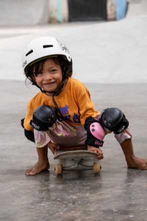 Cambodia Skateistan by Zorah Olivia