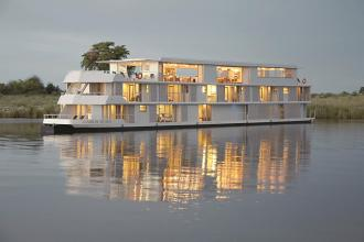 Comfort and luxury combined on board the Zambezi Queen