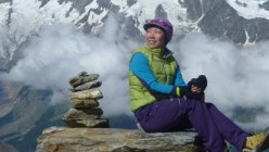 Kei Taniguchi, 43, died while climbing in the snowy Daisetsuzan range in northern Japan's Hokkaido earlier this month.