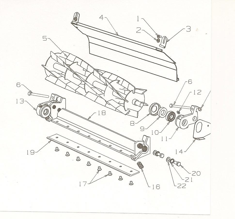 Scotts Lawn Mower Parts Manual