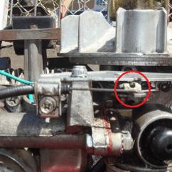 Honda Engine Gcv160 Carburetor Diagram Vtec Wiring Obd1 Victa Tvs90 Tecumseh -throttle Linkage How? - Outdoorking Repair Forum