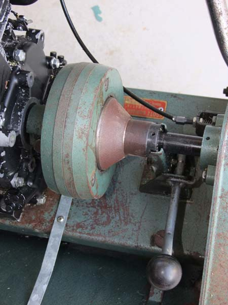 Scott Bonnar 45 14 clutch repairs  OutdoorKing Repair