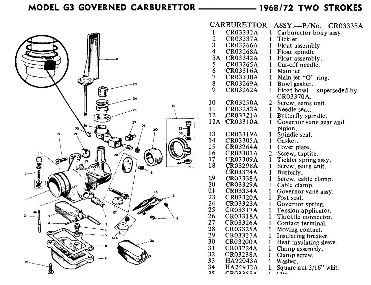 Victa Two Stroke Engine Timing