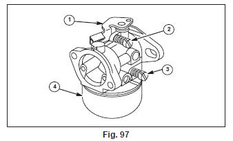 Walbro Carburetor Diagram, Walbro, Free Engine Image For
