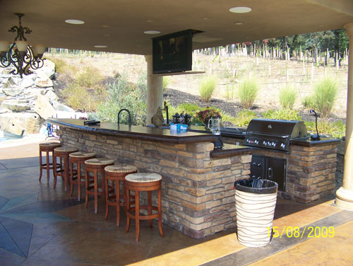 outdoor kitchens pictures corner sinks kitchen custom berkeley ca from simple to luxury project