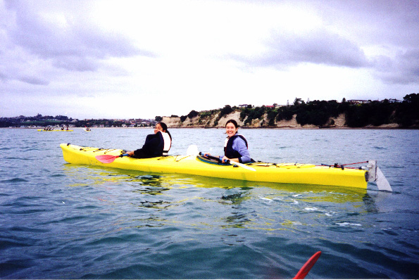 Sea Kayaking Adventures-New Zealand