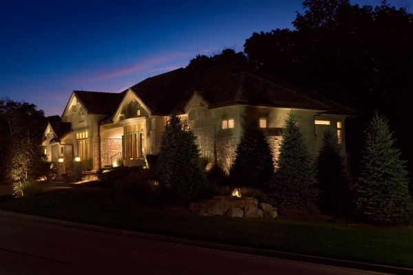 outdoor lighting archives - residential