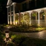 Cleveland Area Landscape Lighting Design Becomes An Exquisite Outdoor Lighting Showpiece Outdoor Lighting Perspectives