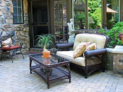 outdoor living store