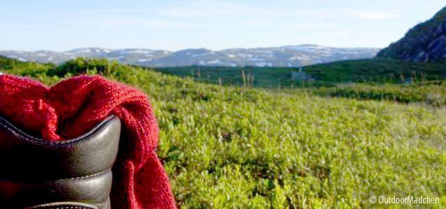Taube Zehen beim Wandern – mein Tipp