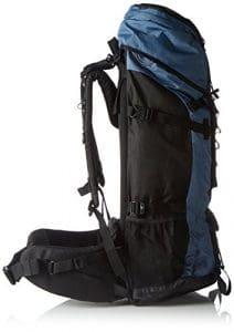 Backpackerrucksack blau