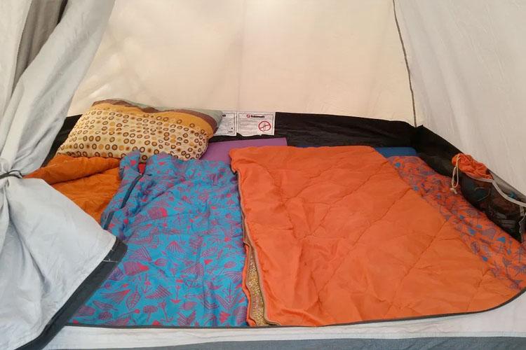 Camping Matratze Vergleich