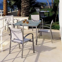 Outdoor Aluminum Patio Dining Sets