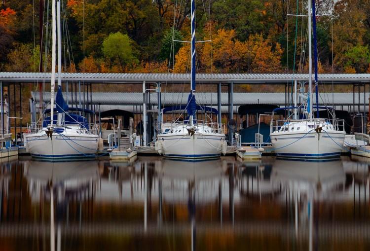 LakeGrapevineSailboats