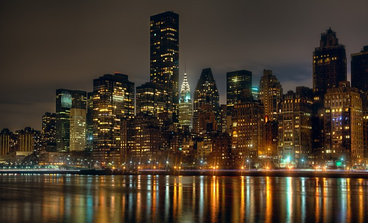 Roosevelt Island Picture - A Framework for Composing Your Pictures
