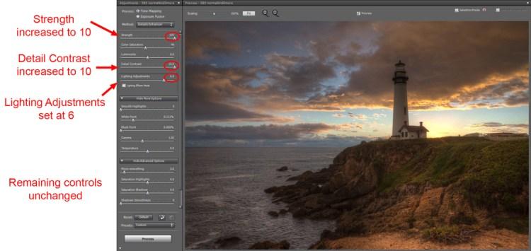 Tone Mapped Photo in Photomatix Pro