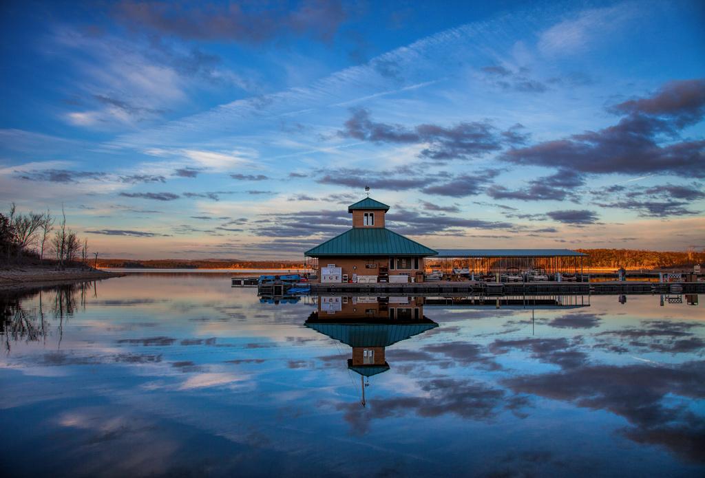 Photography Example - The Marina