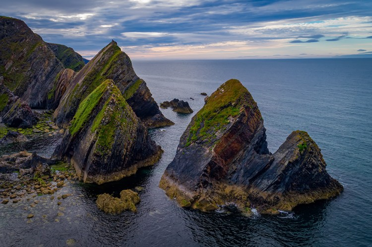 One of many photos taken on my recent trip to Ireland using a DJI Phantom 4 Pro.
