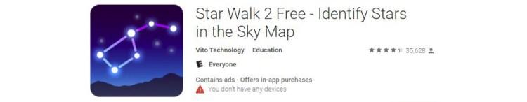 Milky Way Resource - StarWalk2
