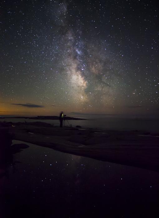 Franklin Island, Georgian Bay, Ontario Canada