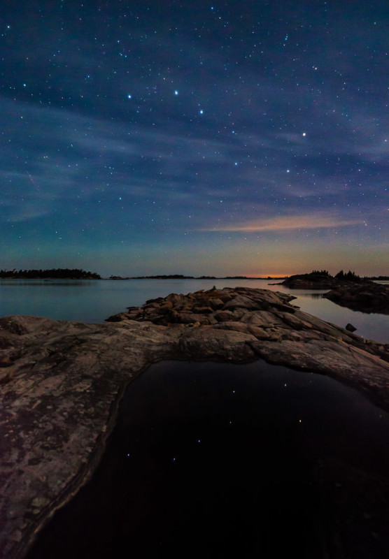 Franklin Island, Georgian Bay, Ontario Canada