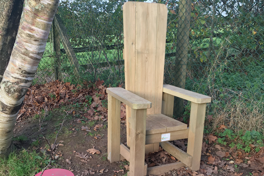 Story Telling Area – Outdoor Play People