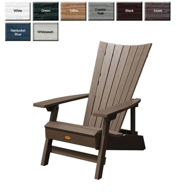 Outdoor Poly Furniture Highwood Furniture Manhattan Beach