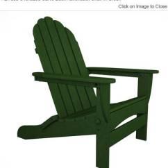 Polywood Classic Adirondack Chair Sofa Covers Ikea Ad7030 Oversized Curveback Curved Back