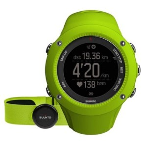 Suunto Ambit3 Run HR lime