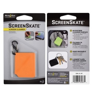 Nite Ize Screenskate orange