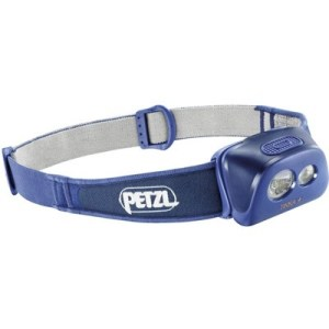 Petzl Tikka + Headlamp blue