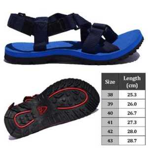 Gard ODP 0207 Cross Sandal 42 blue