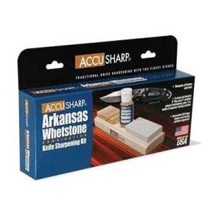 Accusharp Arkansas Whetstone