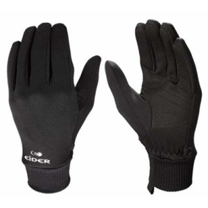 Eider Thermo Stretch Gloves M black
