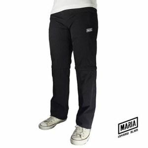 Maria ODP 0237 Oze Convertible Pants 30 black