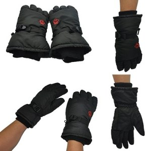 Hasky ODP 0281 Waterproof Gloves XL black